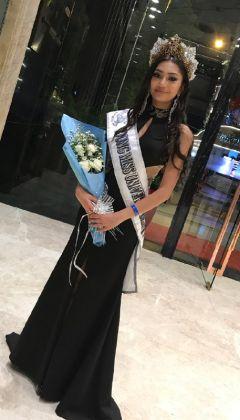 Grand-Prix Young Miss Universe Beauty 2018 - Бекмурзаева Данара (Казахстан)