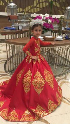 GRAND-PRIX LITTLE MISS UNIVERSE BEAUTY МолодушкинаЕвангелина (Казахстан)